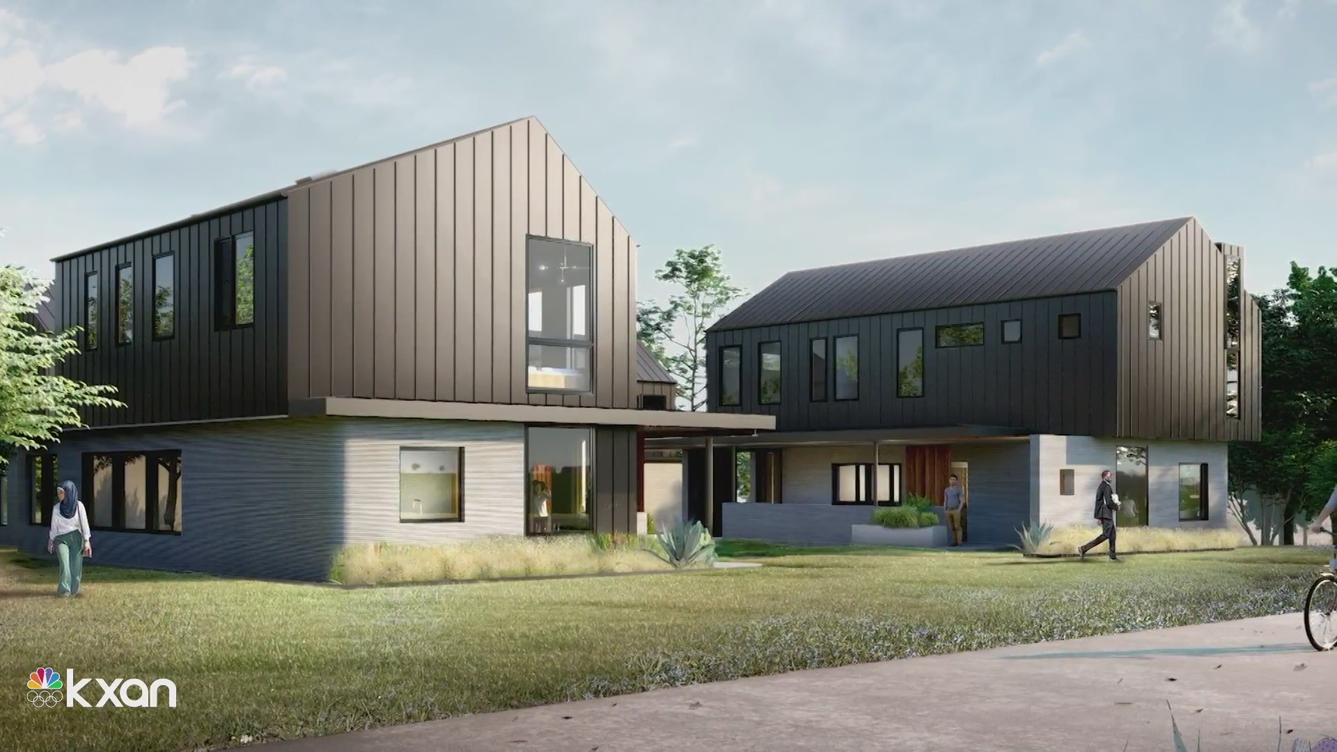3D printed homes from Austin-based company Icon will be ready for move-in this summer, according to the company.