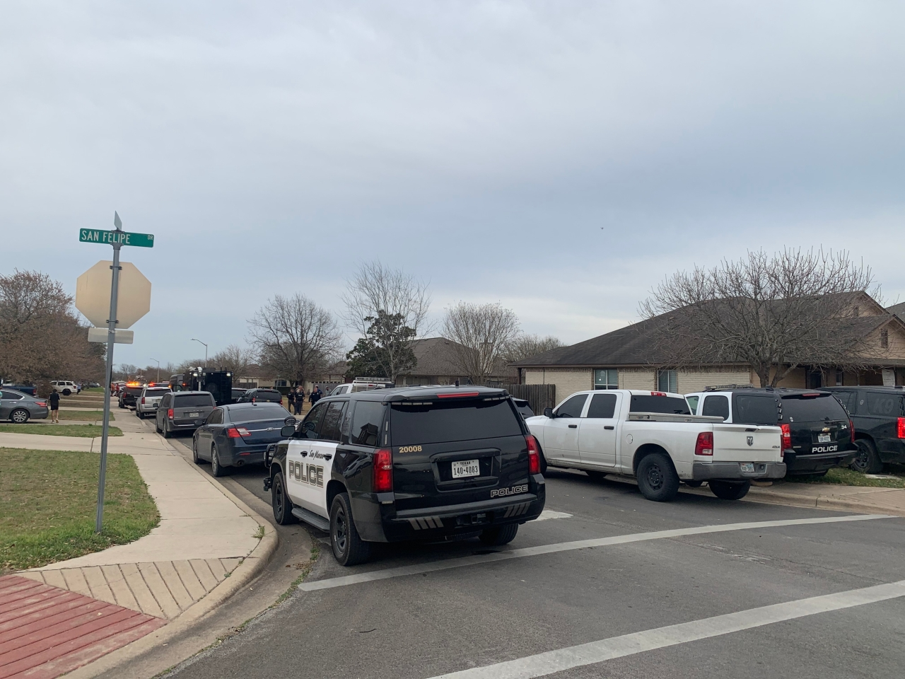 Kyle PD works to find caller who falsely reported active shooter to lure law enforcement to area