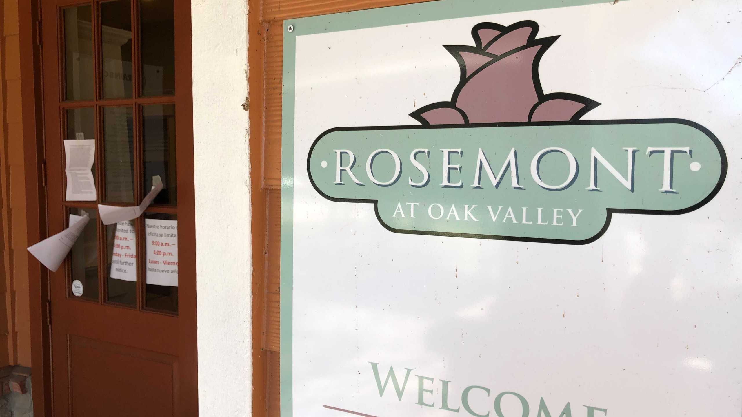 Rosemont at Oak Valley (KXAN/Chris Nelson)