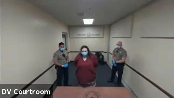 Magen Fieramusca court appearance