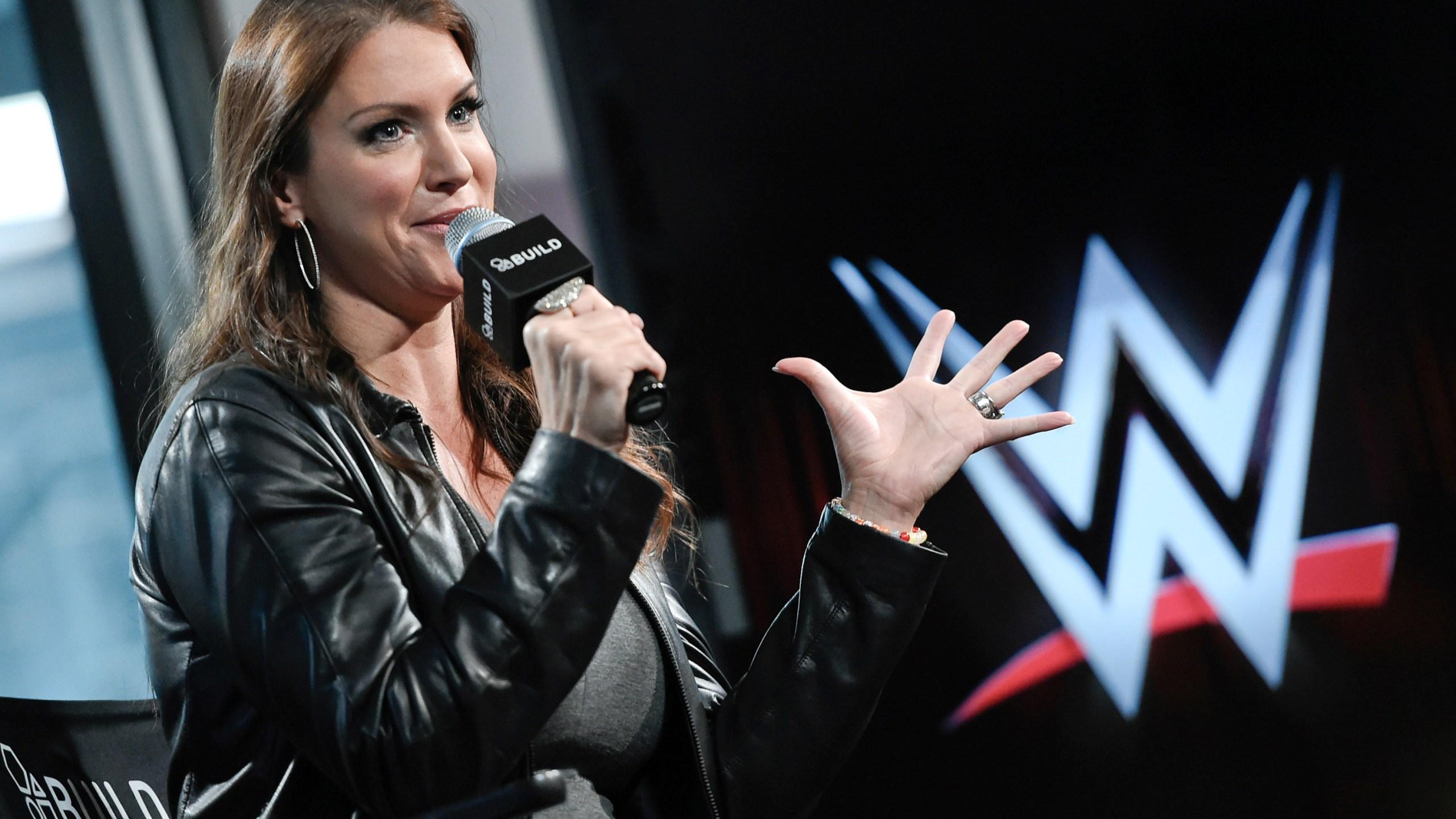Stephanie McMahon