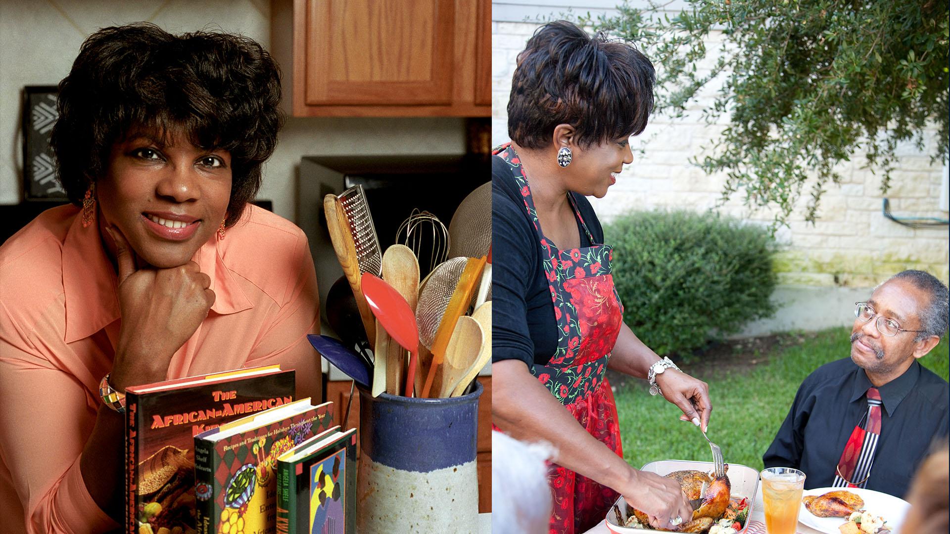 "Author and ""Kitchen Diva"" Angela Shelf Medearis (Courtesy Angela Shelf Medearis)"