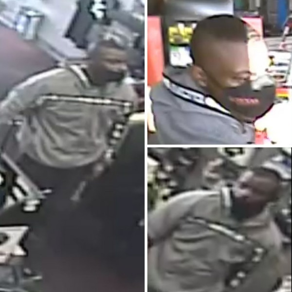 North Austin GameStop robbery suspect (APD Photo)