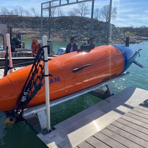 Terradepth submarine