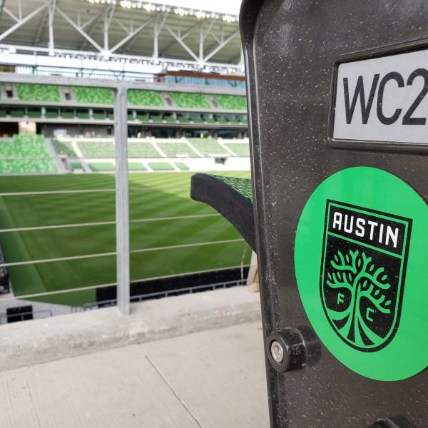 Austin FC, APA! mascot partnership