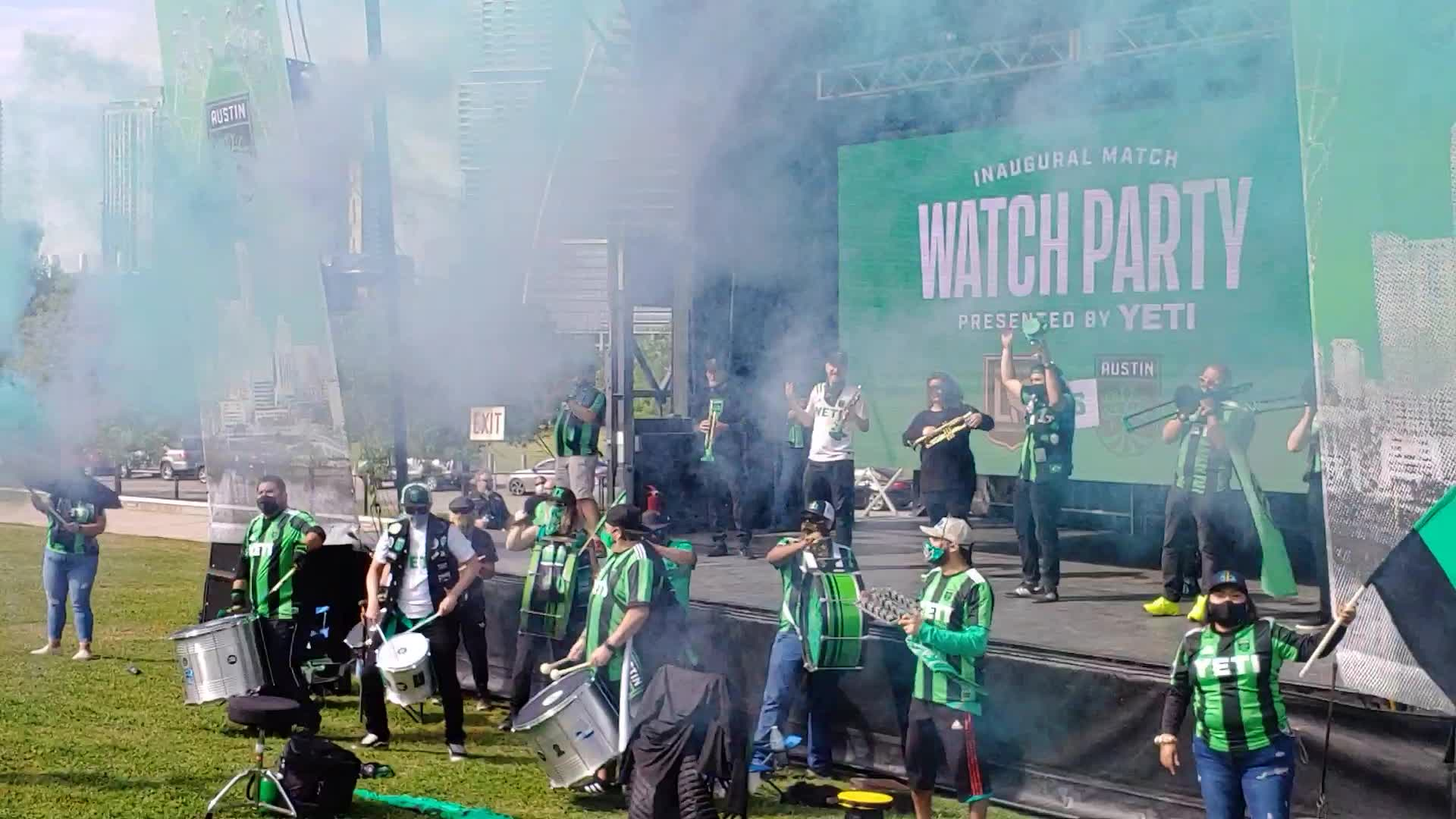 Austin FC official watch party