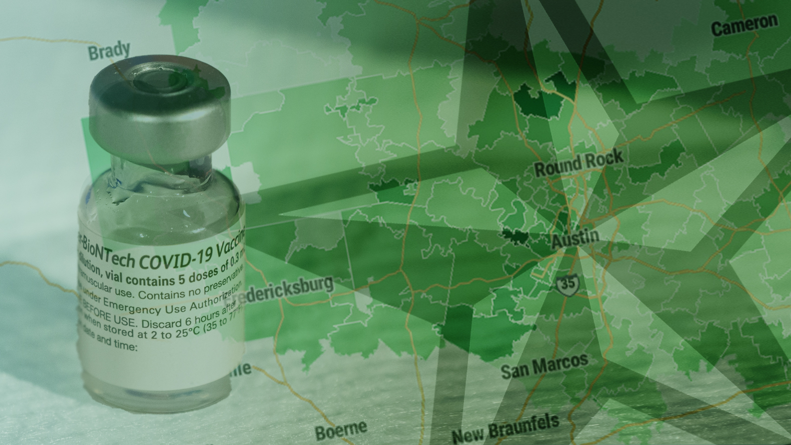KXAN is tracking COVID-19 vaccination rates across Texas, including a search by zip code.