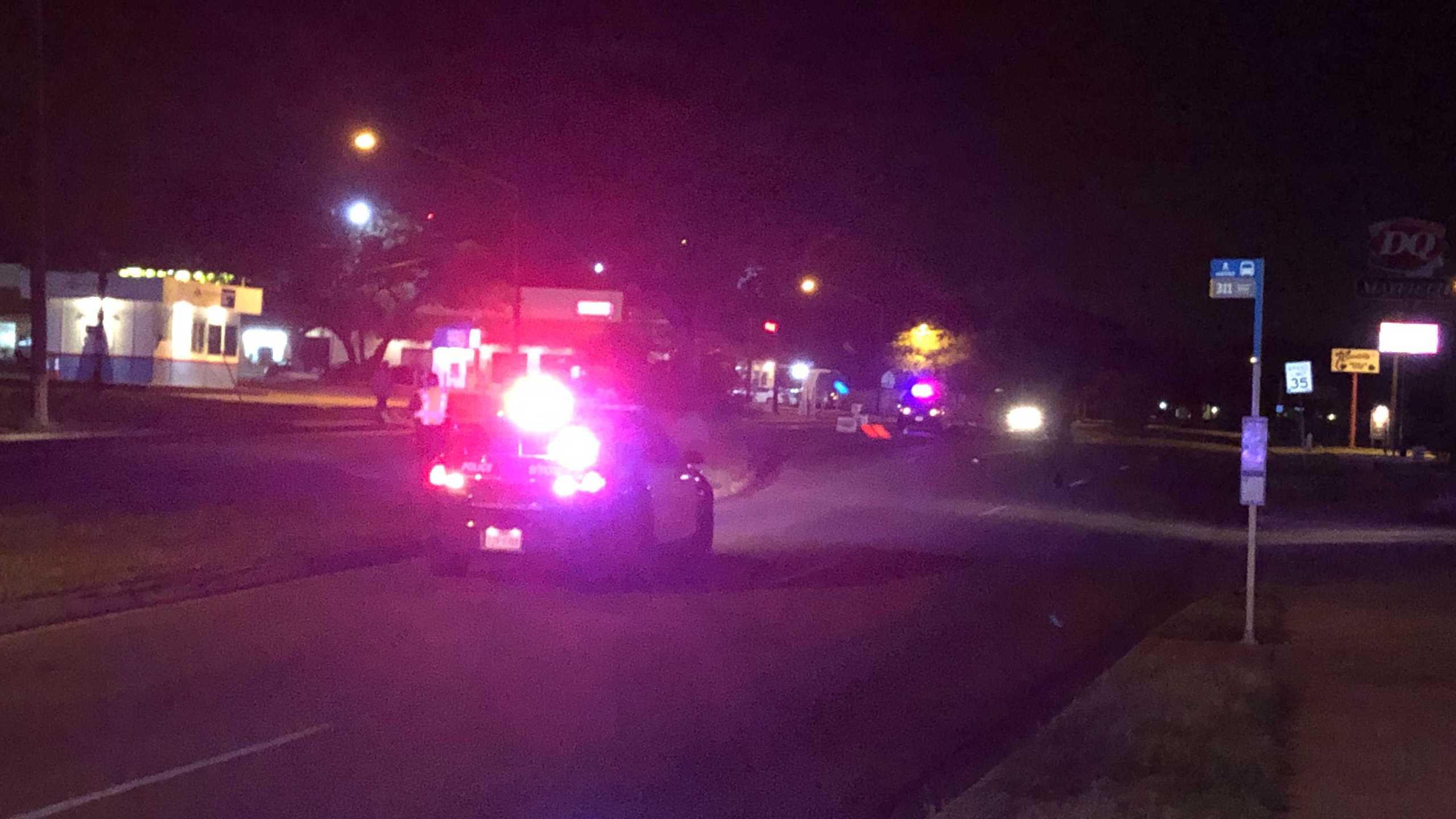 South Austin motorcycle crash