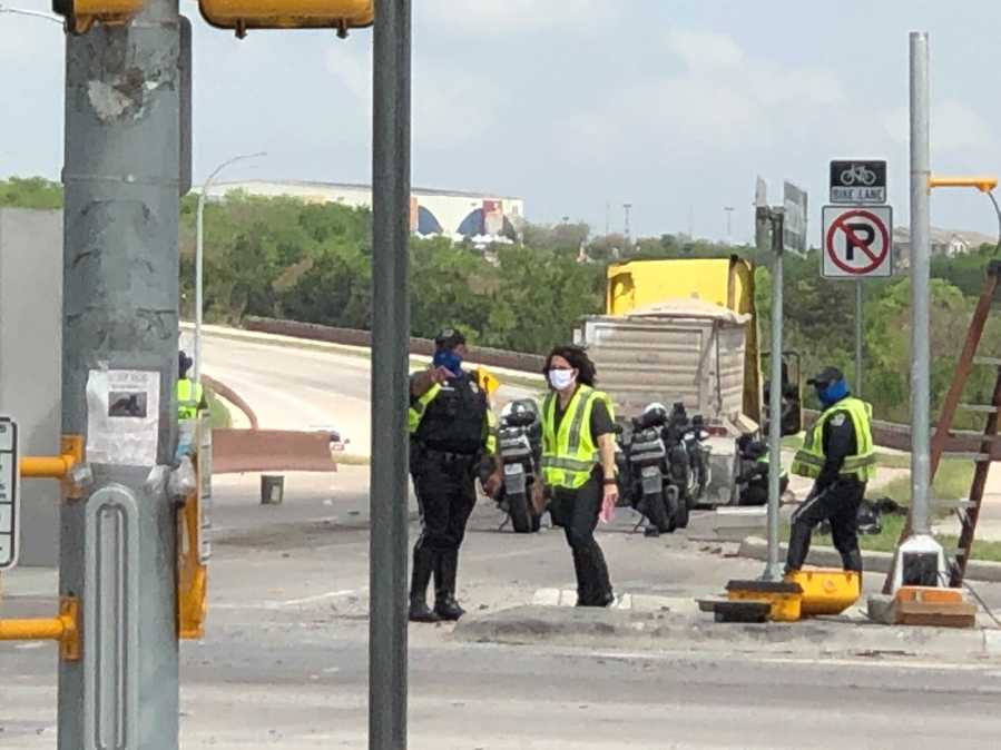 Ed Bluestein/Loyola deadly 18-wheeler crash