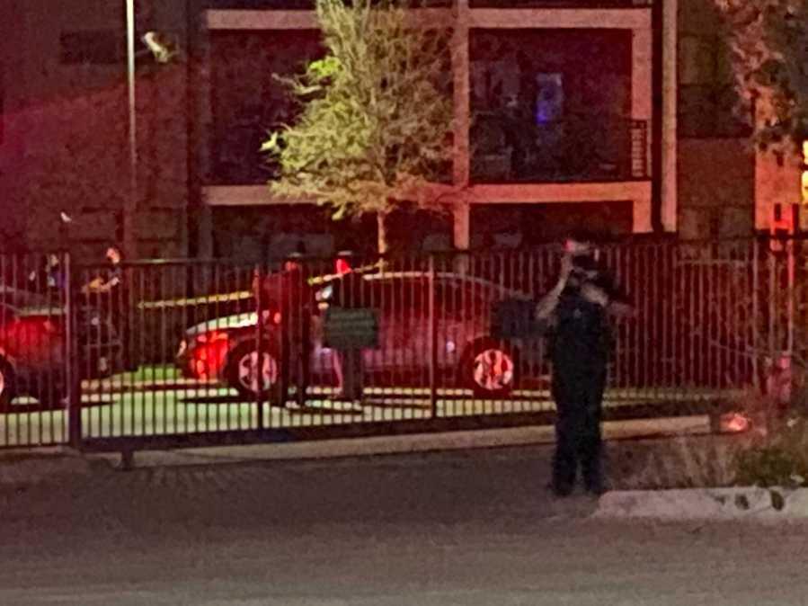SE Austin apartment complex shooting