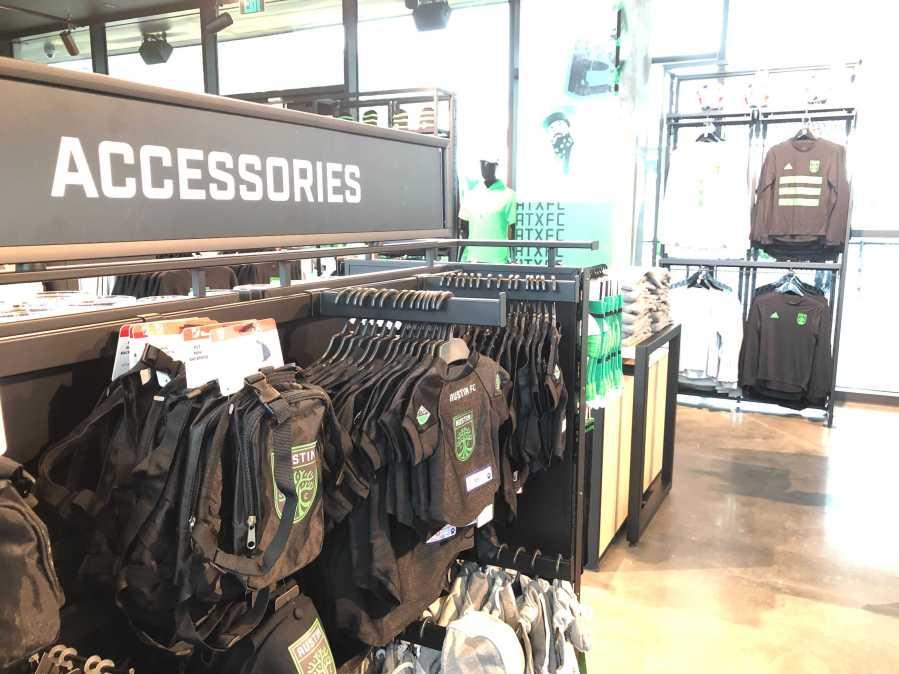 Austin FC Verde Store