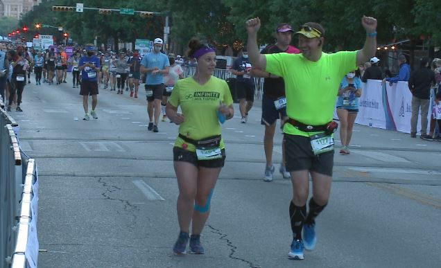 More than 5,000 show up to run Austin half marathon