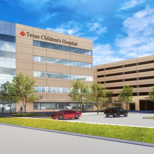North 1, Texas Children's Hospital