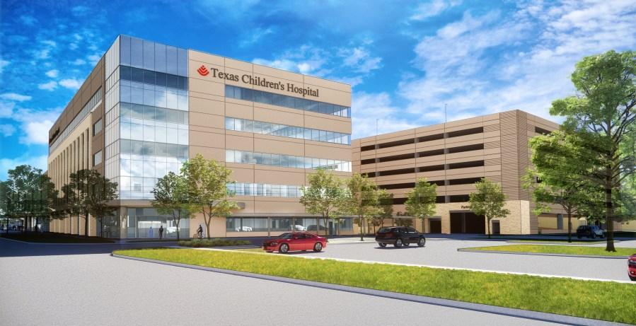 North 1, Texas Children's Hospital