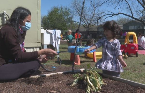 Parents as teachers program preparing young children for school success later in life