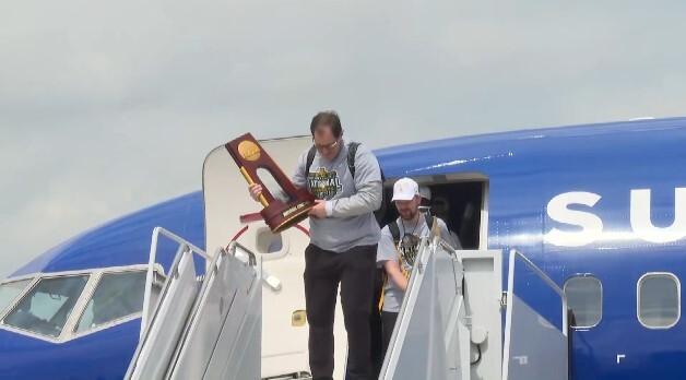 Baylor coach Scott Drew national championship