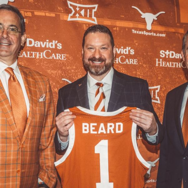Chris Beard - Texas Athletics