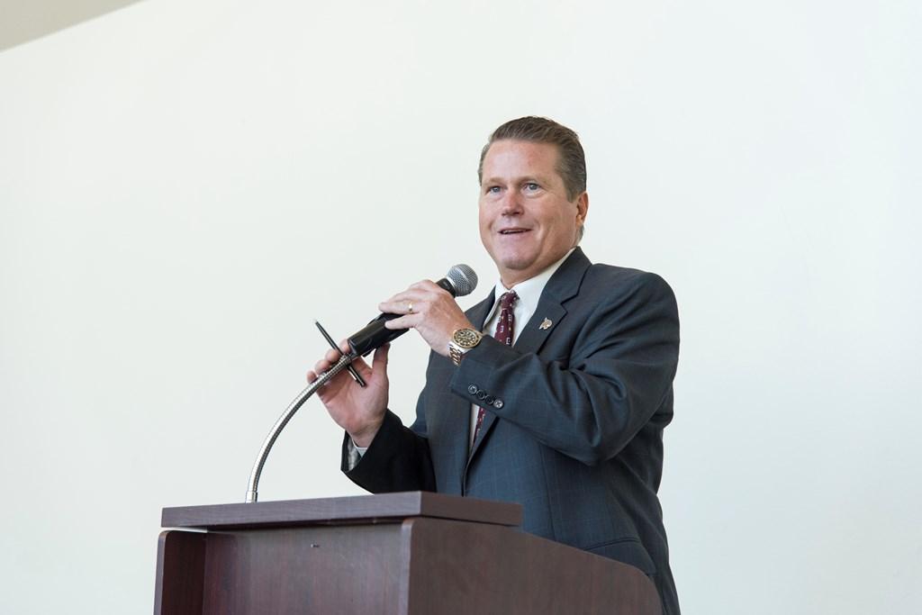 Larry Teis / Texas State athletics