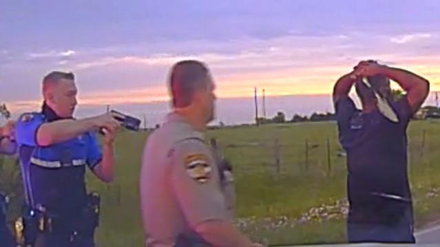 Stephen Broderick Austin shooting arrest
