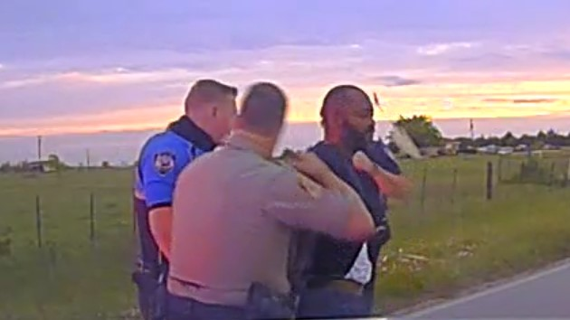 ANALYSIS: The Stephen Broderick arrest video — how do police safely detain people?