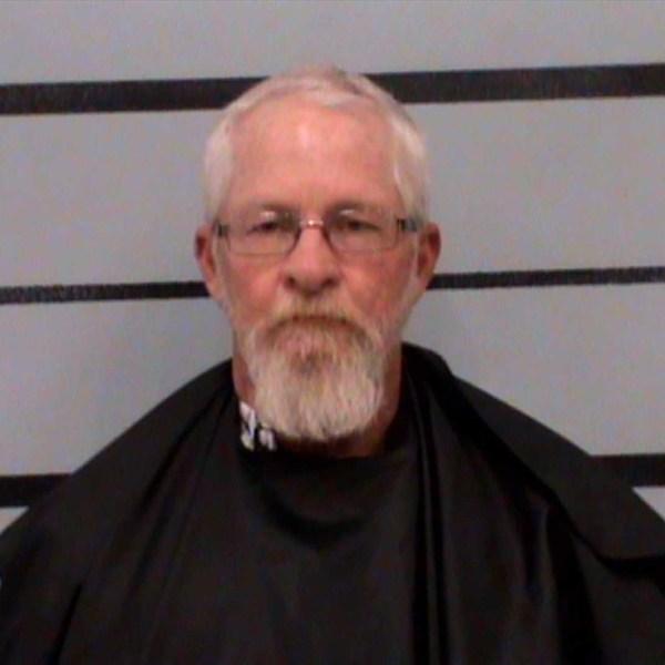 Jimmy Don Wolfenbarger mugshot (Llano County Sheriff's Office Photo)
