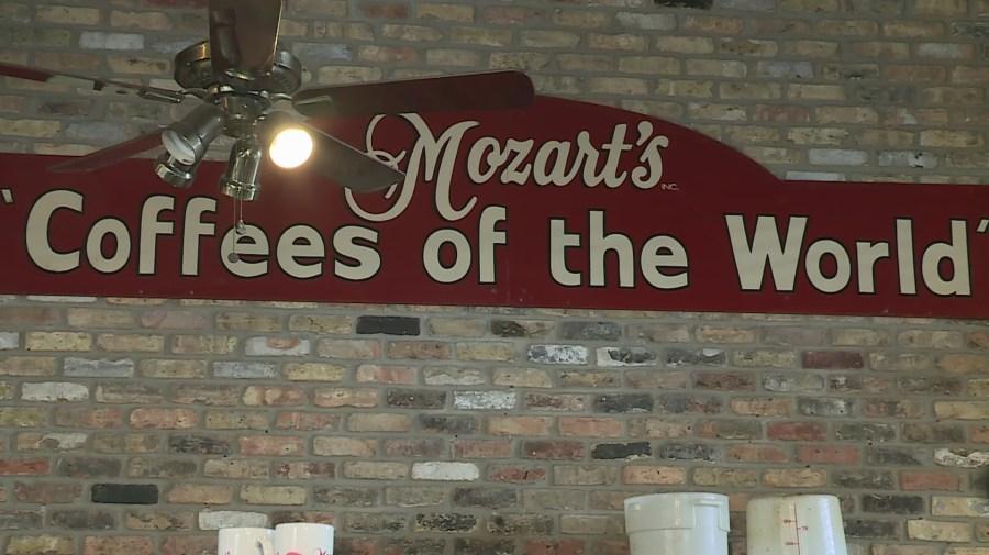 Mozart's Coffee Roasters in Austin (KXAN Photo)