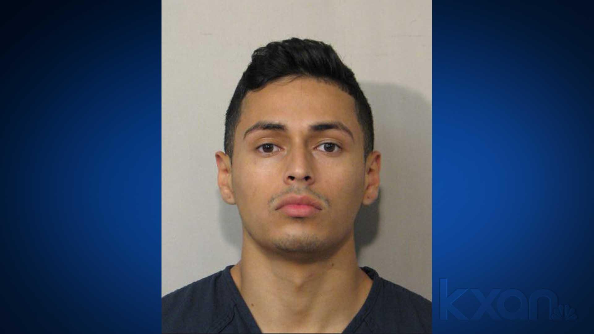 Victor Hugo Cuevas, 26 (Houston Police Department Photo)