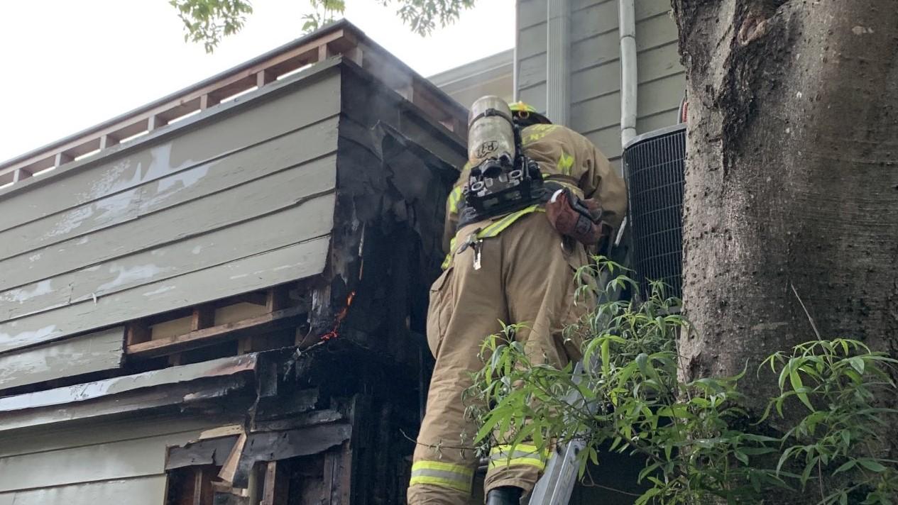 14th Street fire