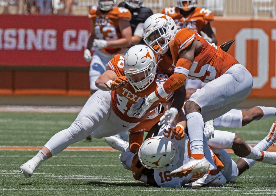 UT Austin community remembers Longhorns linebacker Jake Ehlinger