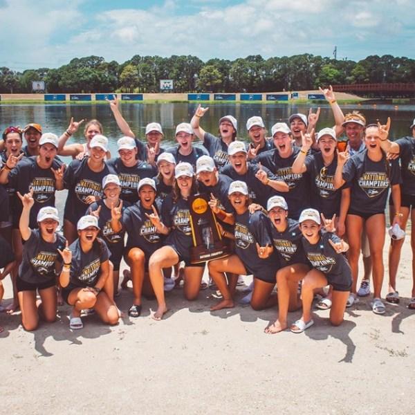 Texas wins rowing national championship