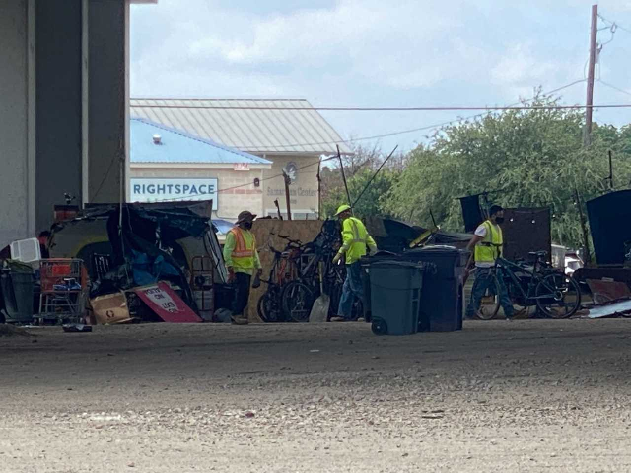 City delays release of approved Austin homeless encampments, citing too many restrictions