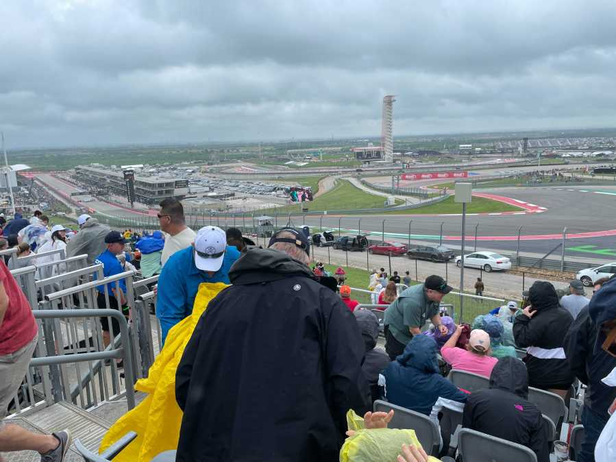 NASCAR at Circuit of the Americas
