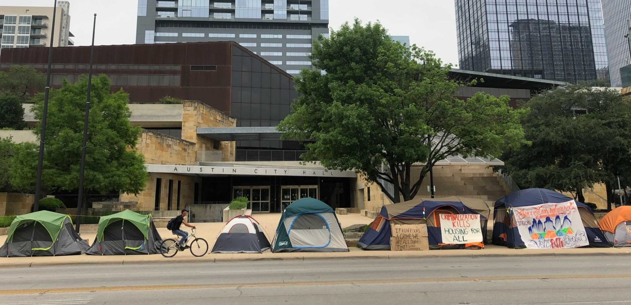 Texas Senate approves statewide camping ban bill, prevents city parks from being temporary shelter sites