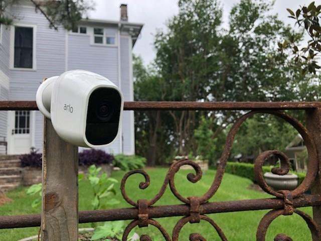 Security camera 052421