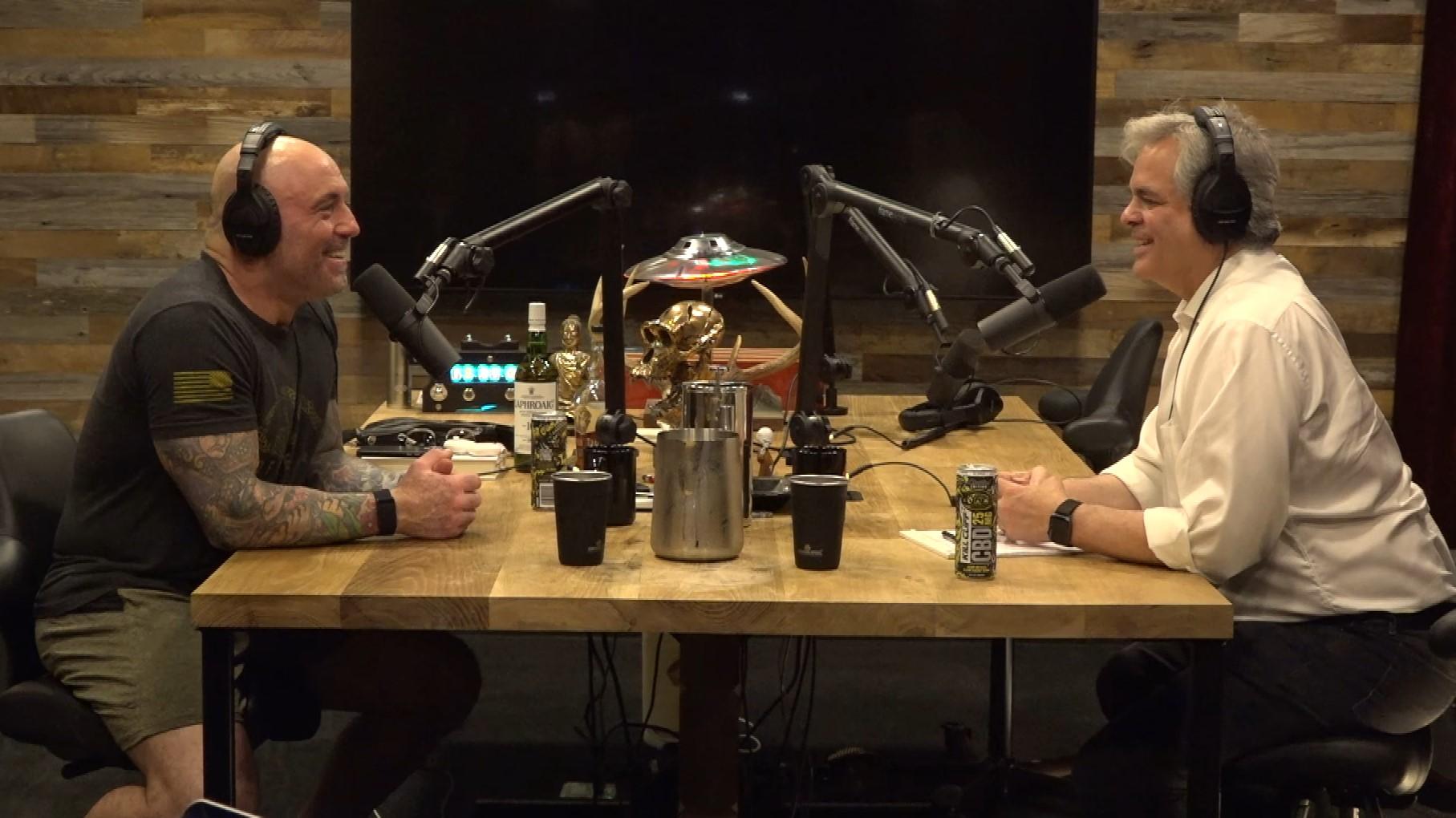 Joe Rogan interviews Mayor Steve Adler