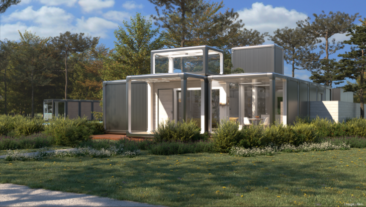 Building homes 'like Legos' across Central Texas: Modular developer rolls out 2,400-acre plan