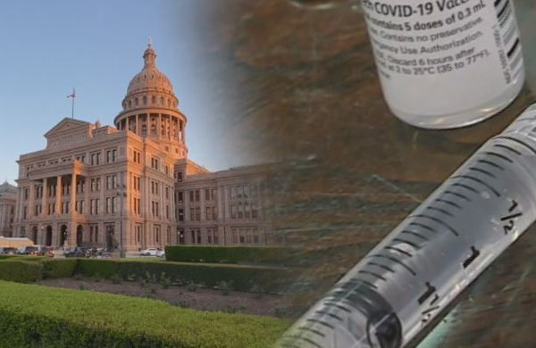 While public health officials continue to urge Texans to get vaccinated against COVID-19, it's unclear how many of the state's elected officials have opted for the shot (KXAN Photo)