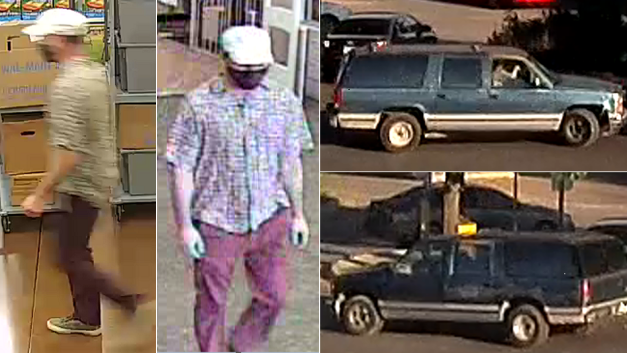 Austin police looking for man who sexually assaulted 6-year-old inside Walmart