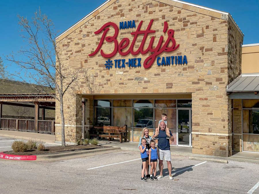 Mama Betty's on West Parmer Lane in north Austin (Photo: Jason Carrier)