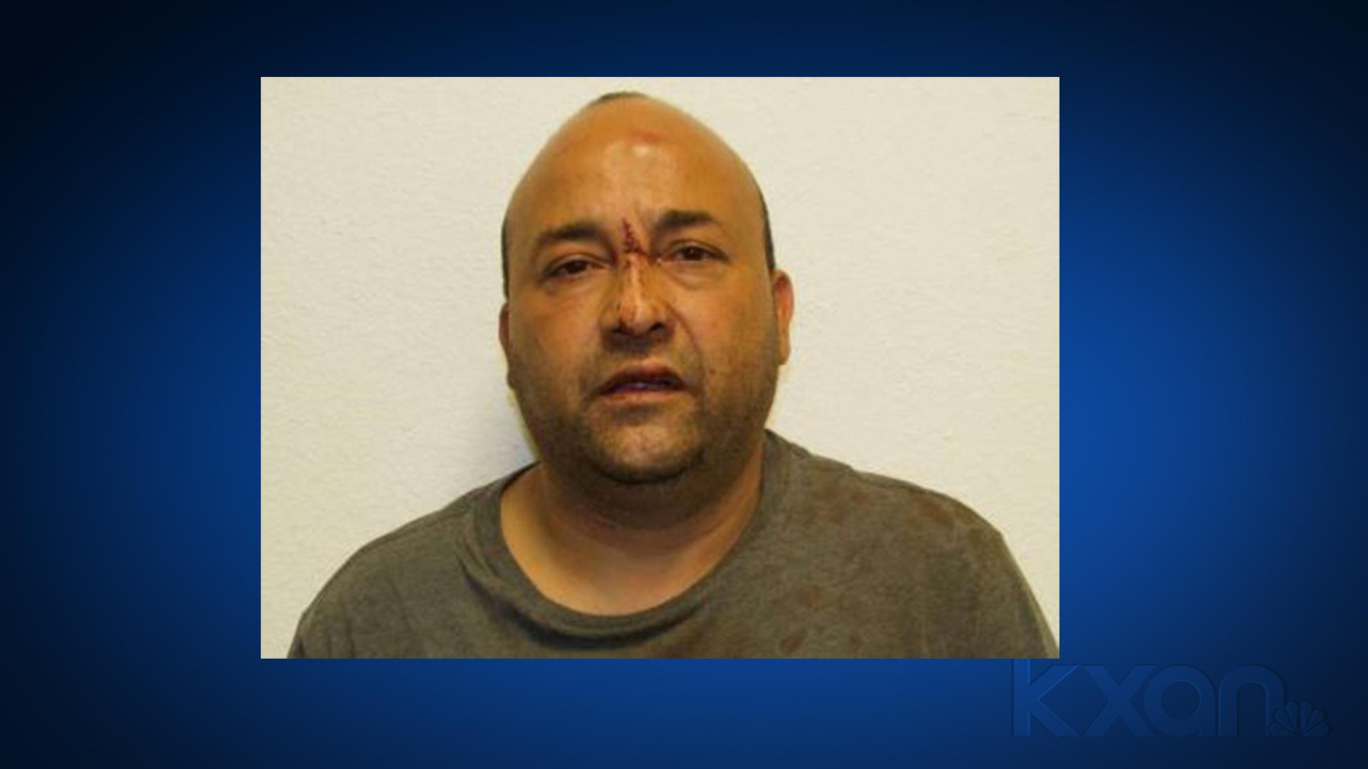 Roberto Cruz, 48. (Lockhart Police photo)