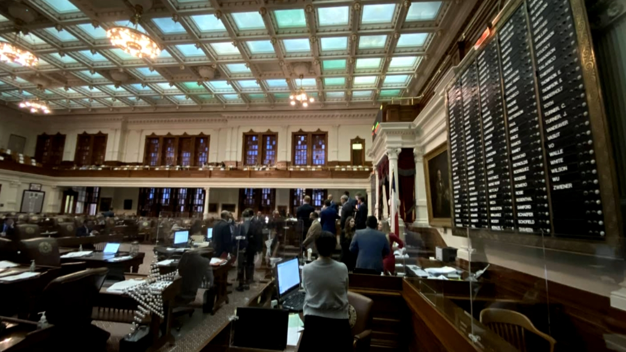 Texas lawmakers to tackle updated elections overhaul legislation in Senate Saturday