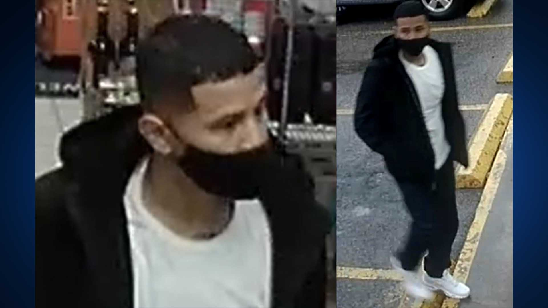 Suspect in Brodie Food Mart robbery (Austin Police Photo)