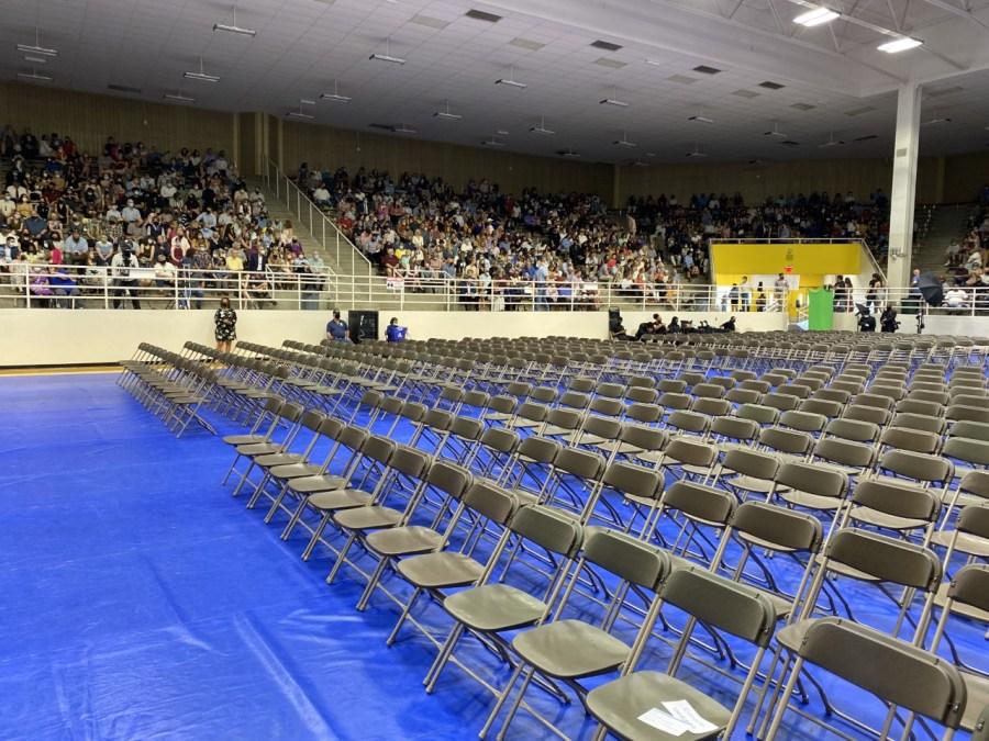 Austin High School graduation
