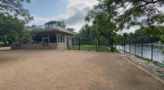 Beer and wine could be served at the Zilker Park Cafe