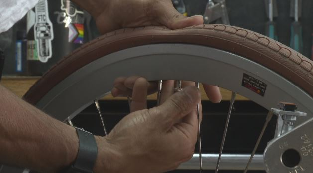 Bicycle shortage affecting Austin may continue for another year