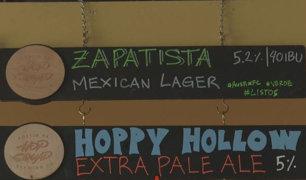 Breweries near Q2 see business pickup as countdown for first Austin FC game continues