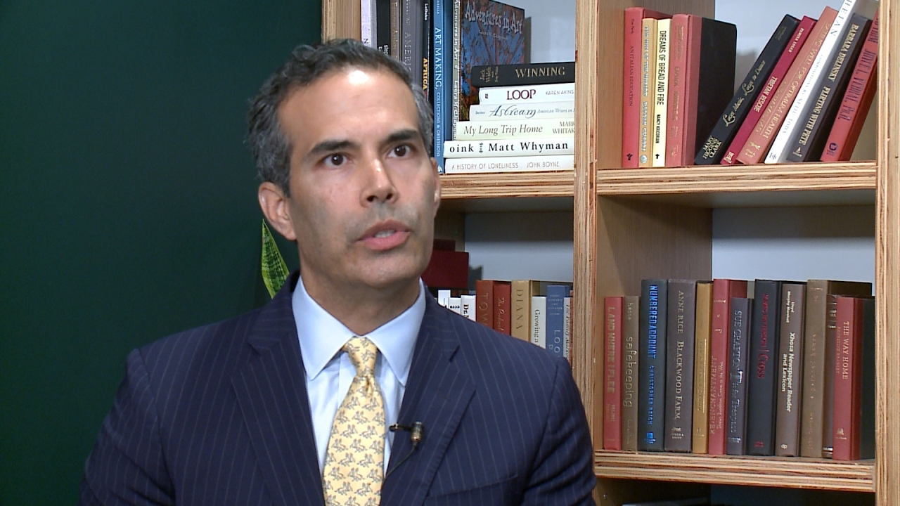 Land Commissioner George P. Bush announces run for Texas Attorney General, challenging AG Ken Paxton