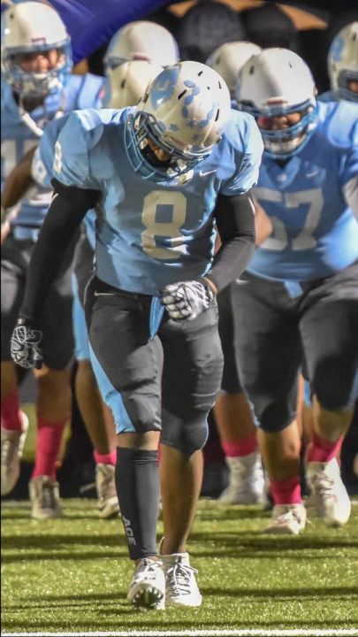 Javone Montre Hodges was expected to attend Mesabi Range College on a football scholarship (Courtesy Keesha Hodges)