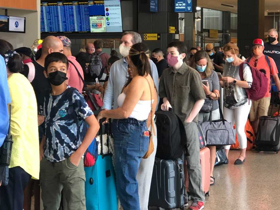 Austin Bergstrom-International Airport (KXAN Photo/Frank Martinez)