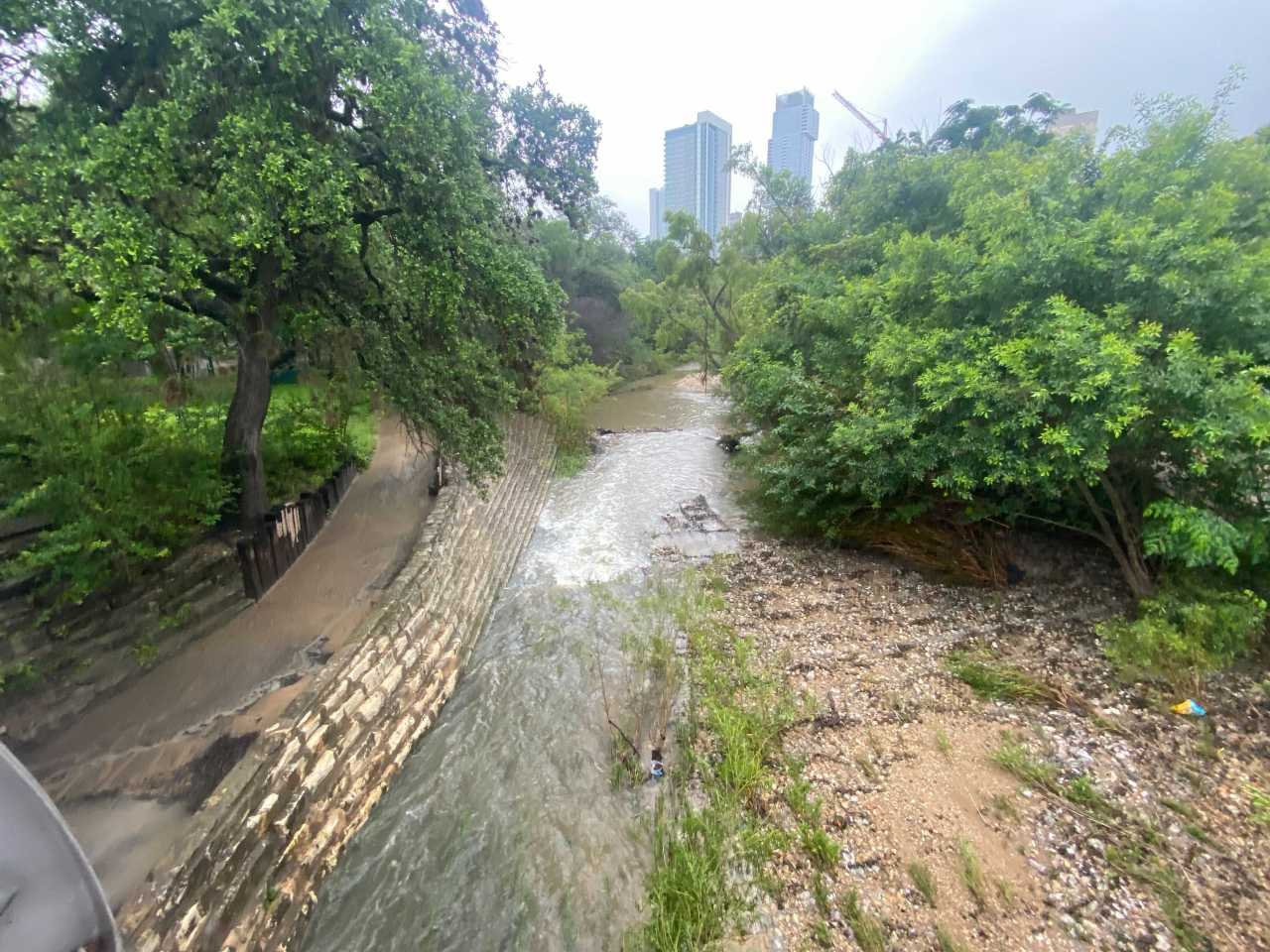 Why Austin's wet, soggy ground will likely delay its first 100-degree day